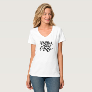 Mother of the Bride V-Neck Tee
