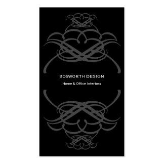 Motif 2-Card Pack Of Standard Business Cards