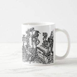 Motion Picture Grip & Electric Basic White Mug