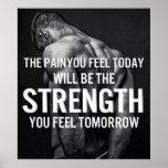 Motivational Words Poster