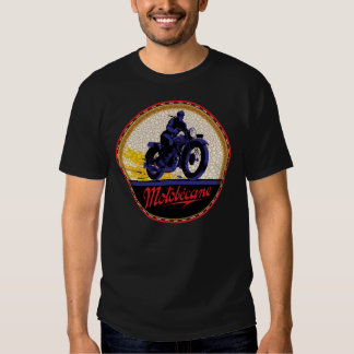 Motobecane Motorcycles sign Tshirt