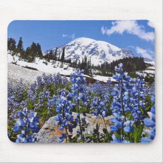 Mount Rainier at Paradise Point Mouse Pad