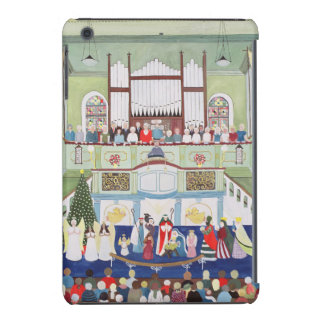 Mousehole Methodist Chapel Cornwall iPad Mini Cover