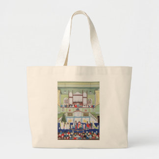 Mousehole Methodist Chapel Cornwall Jumbo Tote Bag