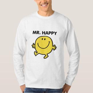 Mr. Happy | Dancing & Smiling Tshirts