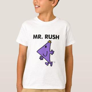 Mr. Rush | Quick Pace Tee Shirt