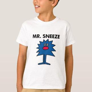 Mr. Sneeze | Jagged-Edged Body T Shirt