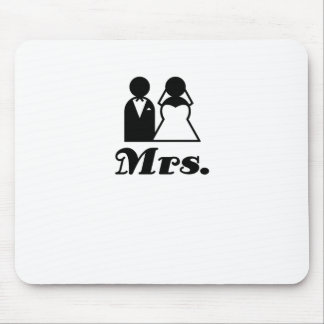 Mrs Mouse Pad