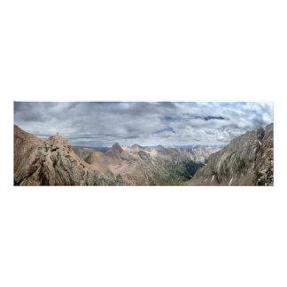 Mt Eolus Catwalk - Chicago Basin - Colorado Photo Art