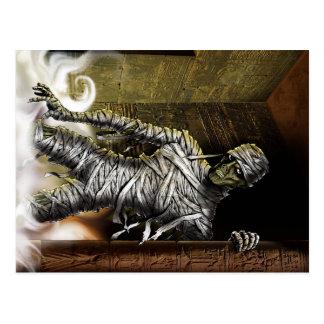 Mummy Postcard