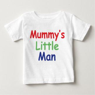 Mummy's Little Man T Shirt