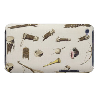 Musical instruments belonging to negro slaves (col barely there iPod cover