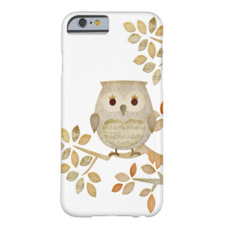 Musical Tree Owl Case