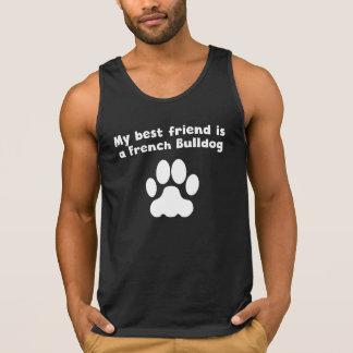 My Best Friend Is A French Bulldog Tanks