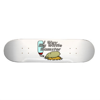 My Wittle Hamster 20 Cm Skateboard Deck