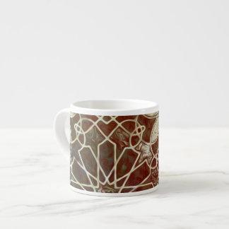 Mystic Tiles II Espresso Mug