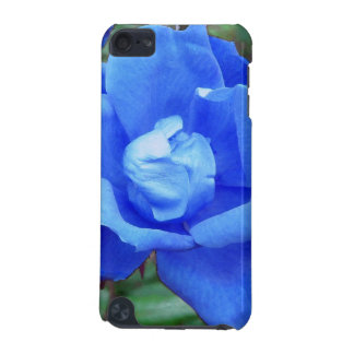 Mystical Blue Rose Mixed Media iPod Touch Case