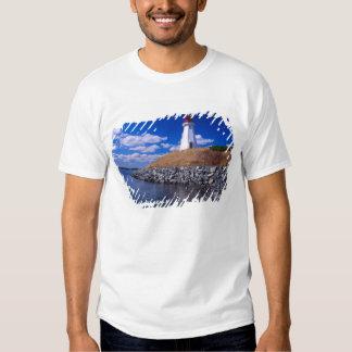 NA, Canada, New Brunswick, Campabello Island. Tshirt