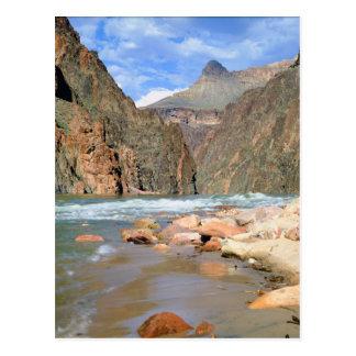 NA, USA, Arizona. Grand Canyon National Park. 2 Postcard