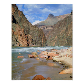 NA, USA, Arizona. Grand Canyon National Park. 2 Poster
