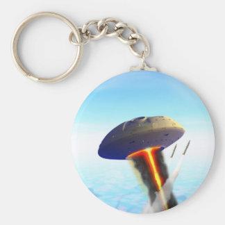 Narrow Escape Keychain