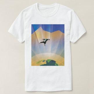 NASA Travel Poster - Super Earth T Shirt