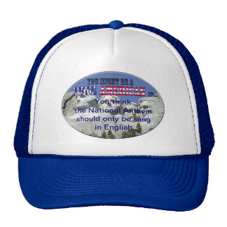 National Anthem Cap