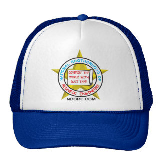 National Brotherhood Of Redneck Engineerin' Cap