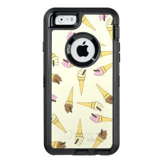 Neapolitan Ice Cream OtterBox iPhone 6/6s Case