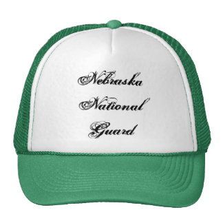 Nebraska National Guard Cap