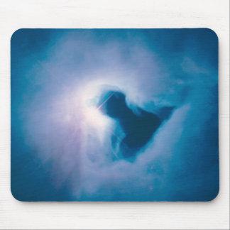 Nebula sky mousepad