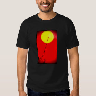 Needle in the sun T-shirt