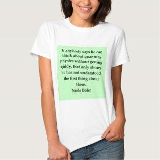 neils bohr quotation shirt
