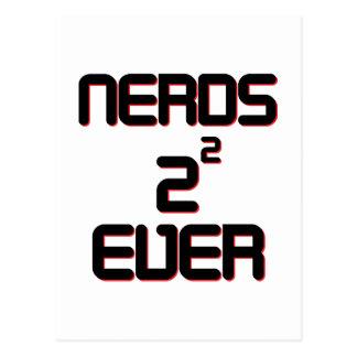 Nerds 4 Ever Postcard