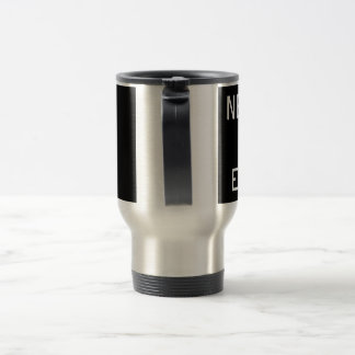 Nerds Two Squared (4) Ever Stainless Steel Travel Mug