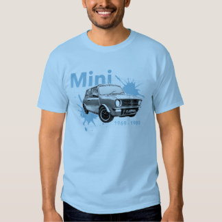 New Classic Mini Clubman Mens T-Shirt