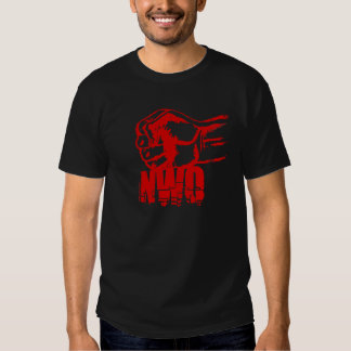 NEW WORLD ORDER TEE SHIRT