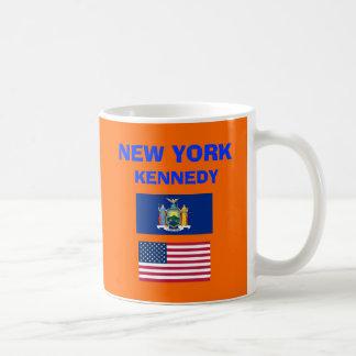 New York* Airport JFK Code Mug