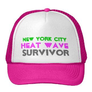 NEW YORK CITY HEATWAVE SURVIVOR CAP