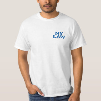 New York Law School Tshirt