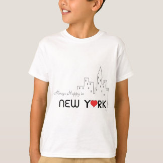 New York, Love, Heart, Cool T-shirts
