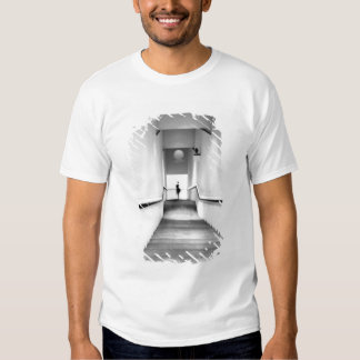 Nice France, Staircase Museum of Modern Art Shirt