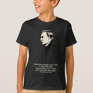 Nietzsche Illusions T-shirts