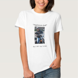 NIGHTTRAIN JEFF T-SHIRT
