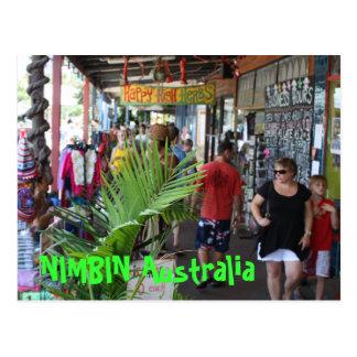 Nimbin Australia Postcard