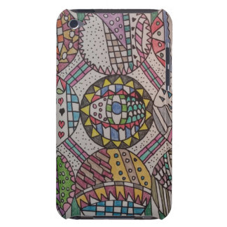 Nine Circles Design 4th Generation iPod Touch Cas iPod Touch Covers
