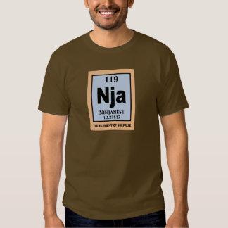Ninjanese T Shirts