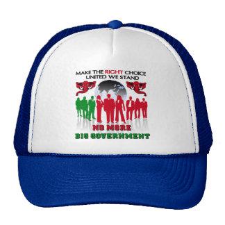 No More Big Government Cap
