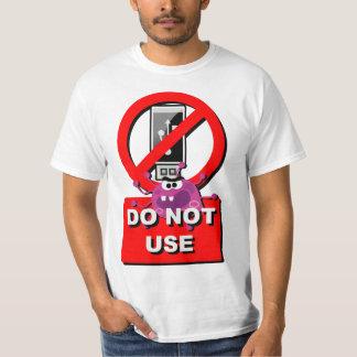 No USB Shirts