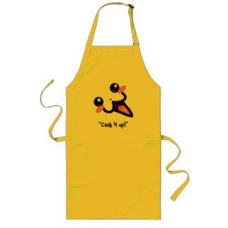 """Noodle Shop Apron - Mini-Lune - """"Cook it up!"""""""